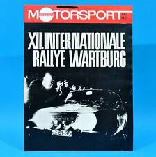DDR Illustrierter Motorsport IMS 23/1969 Wolga BMW R 50 60 75 K-Wagensport K