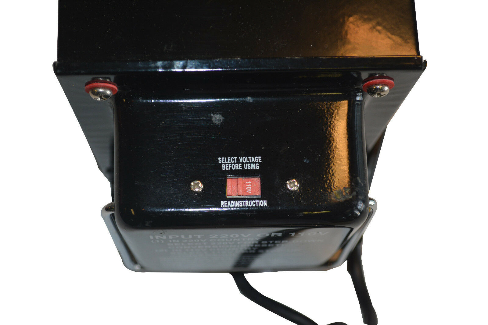 1000 Watt Heavy Duty Voltage Converter Transformer Step Up/Down