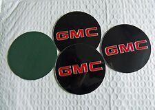 NEW for GMC 1500,2500,3500 - 4 Piece Wheel Center Cap Logo Set  Free US Shipping