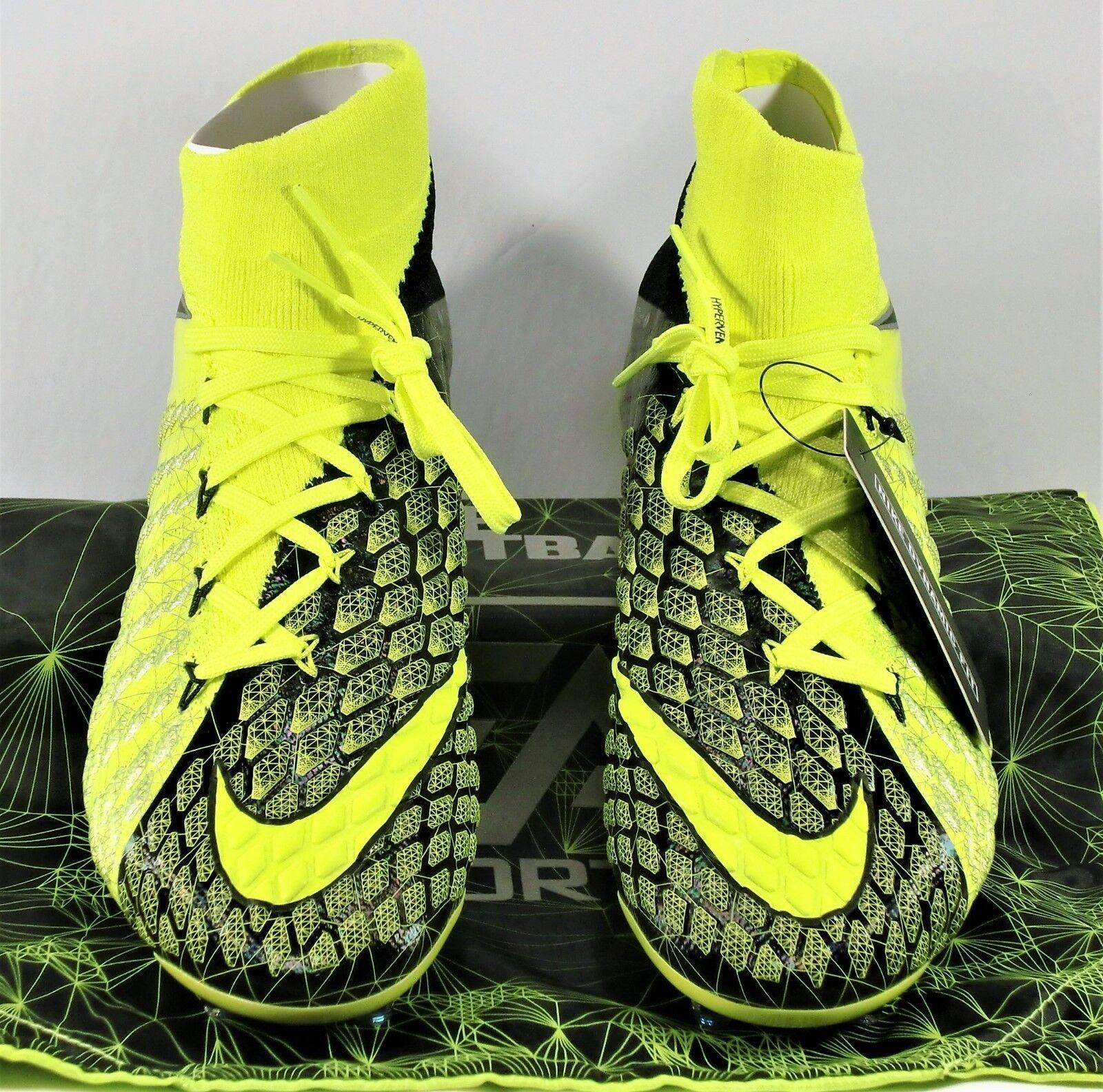 87422c8eb138 Nike Hypervenom Phantom 3 DF SE FG EA Sports FIFA 18 Volt 882008 700 ...