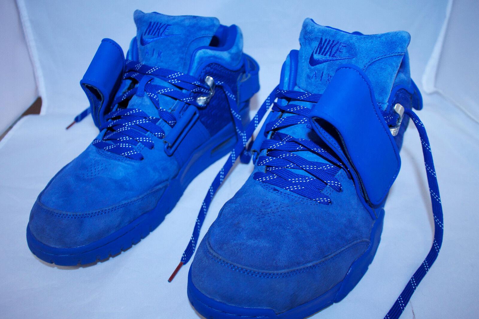 nike air victor trainer v. cruz prm victor air männer größe 11 tennisschuhe blau 812637 400 4a8adf