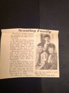 L1-8-Ephemera-1963-Picture-Article-Judith-Moore-Guide-Family-Hythe