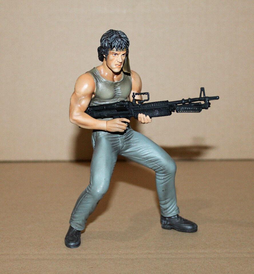 Rambo  Trilogy Mirage giocattoli azione cifra Rambo primero Blood EXTREMELY RARE HTF  scelta migliore