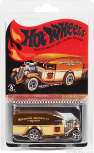 2017 Hot Wheels HWC Exclusive - Blown Delivery  8000