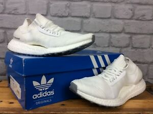 ADIDAS-LADIES-UK-5-ULTRA-BOOST-X-PRIMEKNIT-WHITE-CRYSTAL-WHITE-TRAINERS-RRP-150