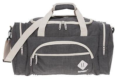 Reisetasche Herren Damen Sporttasche Elephant Travel 55 cm 40 Liter groß XL Wahl