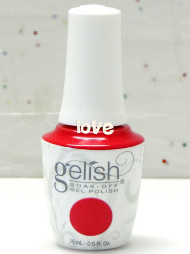 NEW Harmony Gelish Soakoff 0.5fl.oz GelColor 1110202 Don't Pansy Around
