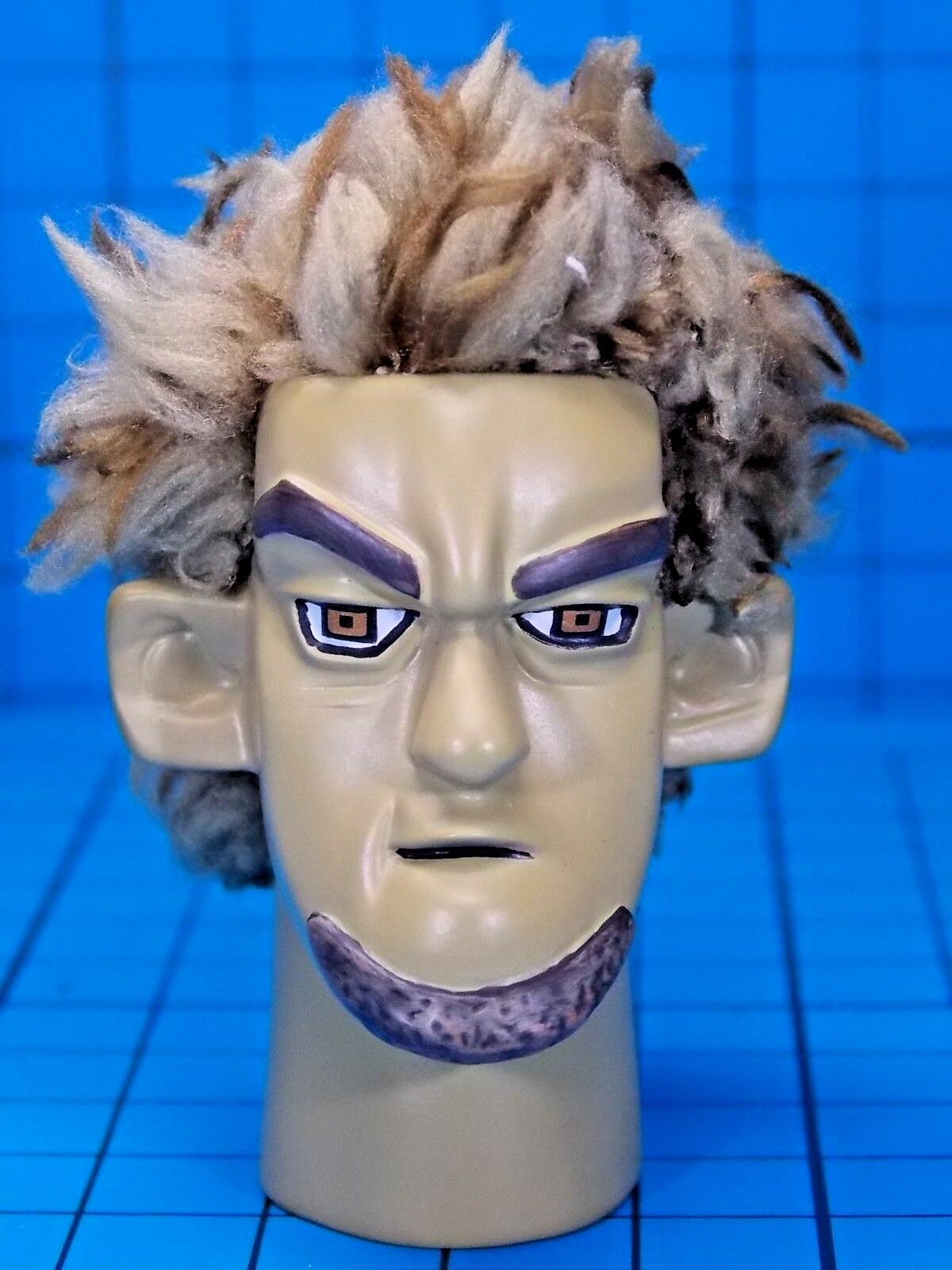ACI x Jason Siu 1 6 Primates In Concrete Jungle Figure - Brad Head Sculpt