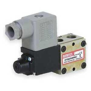 NUMATICS-L01SA4592060T30-Solenoid-Air-Control-Valve-1-8-In-120VAC