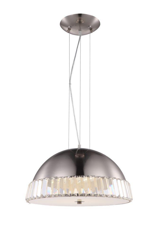 LED Pendellampe K9 Glas-Kristall Pendellampe Wohnzimmer Schlafzimmer Hängelampe