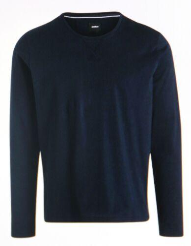 Strellson Longsleeve Shirt Long Sleeve Dark Blue Size:L New with Tag