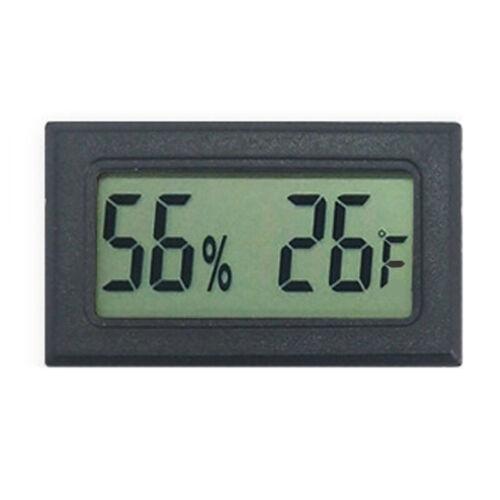 New Digital Temperature Mini Humidity Meter Gauge Thermometer Hygrometer Degre.\