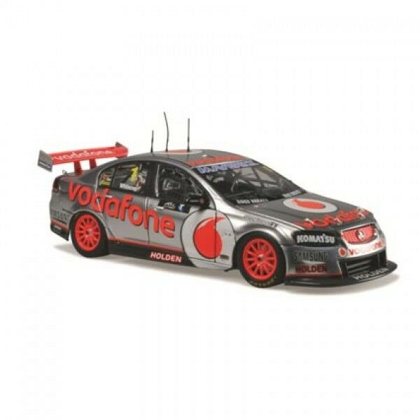 2012 Championship Winner Jamie Whincup TeamVodafone VE Commodore 1:43 Classic