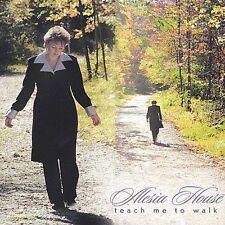 Alesia House Teach Me To Walk CD ***NEW***