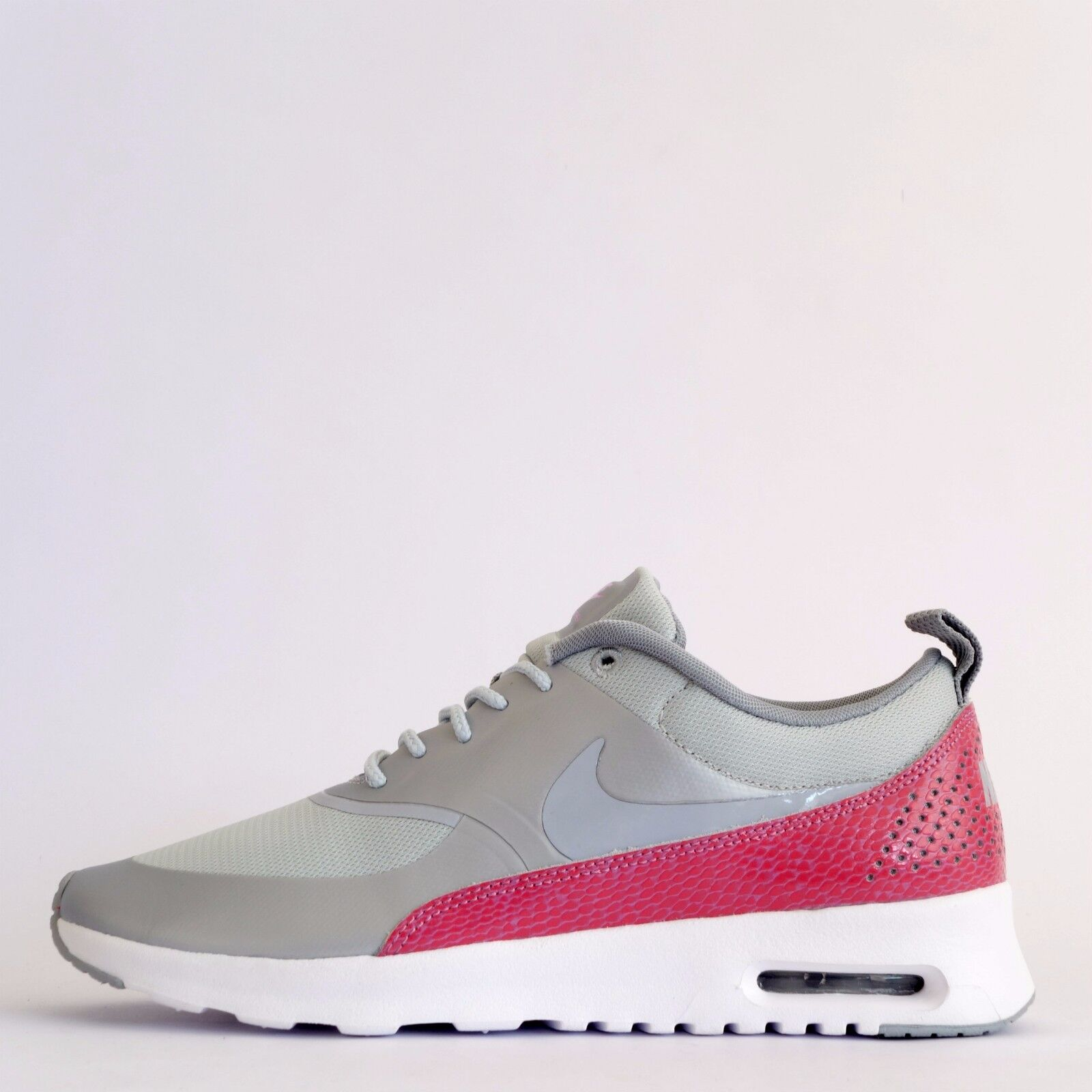 Nike Air Max Thea Premium Snake Wo Baskets Hommes Casual Trainers Chaussures Baskets Wo Gris ce225e