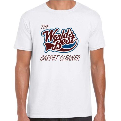 Worlds Best aspirateur pour tapis Homme Unisexe T Shirt-Cadeau Amour Travail