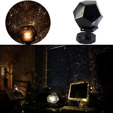 New Hot Fantastic Astrostar Laser Projector Cosmos Night SKY Light DIY Lamp HK