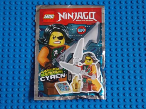 SET 891614 - CYREN - LIMITED EDITION NINJAGO BRAND NEW LEGO
