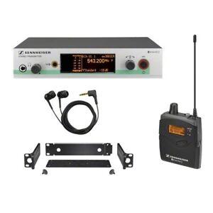 Sennheiser-EW-300-IEM-G3-GB-In-Ear-Monitoring-System-Wireless-Transmitter