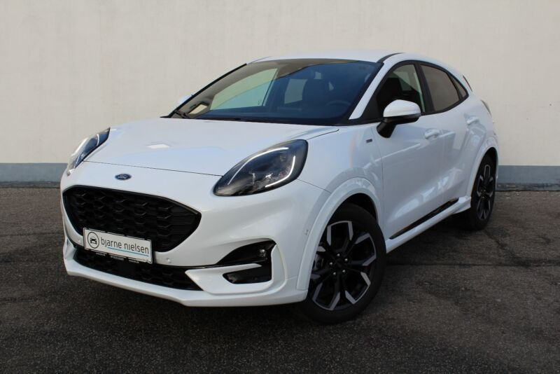 Ford Puma 1,0 EcoBoost mHEV ST-Line X
