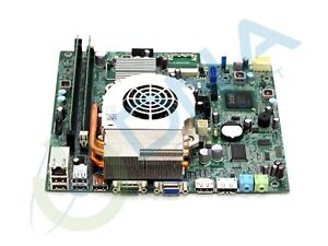 DELL-OPTIPLEX-780-DFRFW-USFF-MOTHERBOARD-CORE-2-DUO-E7500-CPU-amp-2GB-RAM-BUNDLE