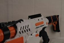 3D Printed – Nerf to Picatinny Top Rail Mount for Nerf Super Soaker Tornado