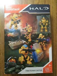 Mega Construx Halo Fireteam Castle. New In Box!