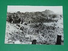 PHOTO PRESSE KEYSTONE ITALIE 1943-1944 TROUPES ALLIEES WW2