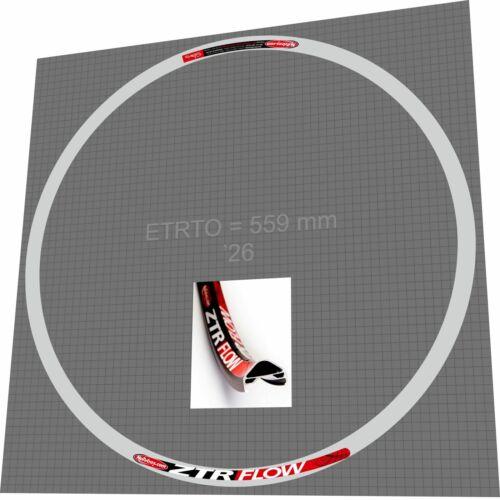 ZTR Flow 26 Rim Sticker Decal Set