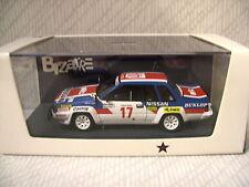 Bz222 SPARK Bizare Modelli Nissan 240rs 3rd Safari 1985 Kirkland Dan