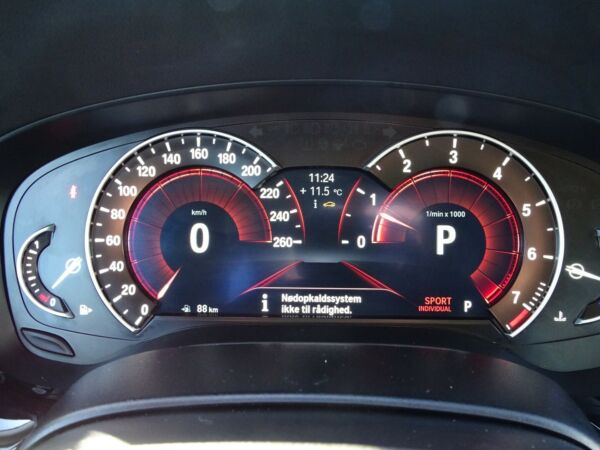 BMW 530i 2,0 aut. billede 16