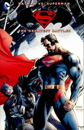 Batman Vs. Superman The Greatest Battles 2015, Trade Paperback  - $7.28