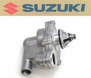 New OEM Suzuki Water Pump Case NOS
