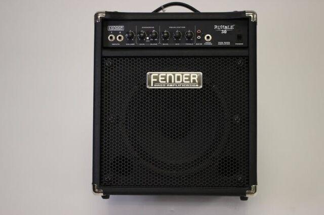 fender rumble 75 guitar amp for sale online ebay. Black Bedroom Furniture Sets. Home Design Ideas