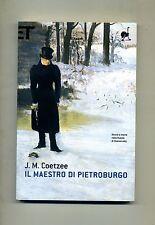 J.M.Coetzee # IL MISTERO DI PIETROBURGO # Einaudi 2005