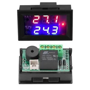 12V-50-110-C-Smart-LED-Digital-Temperatur-Regler-Thermostat-Temperaturschalter