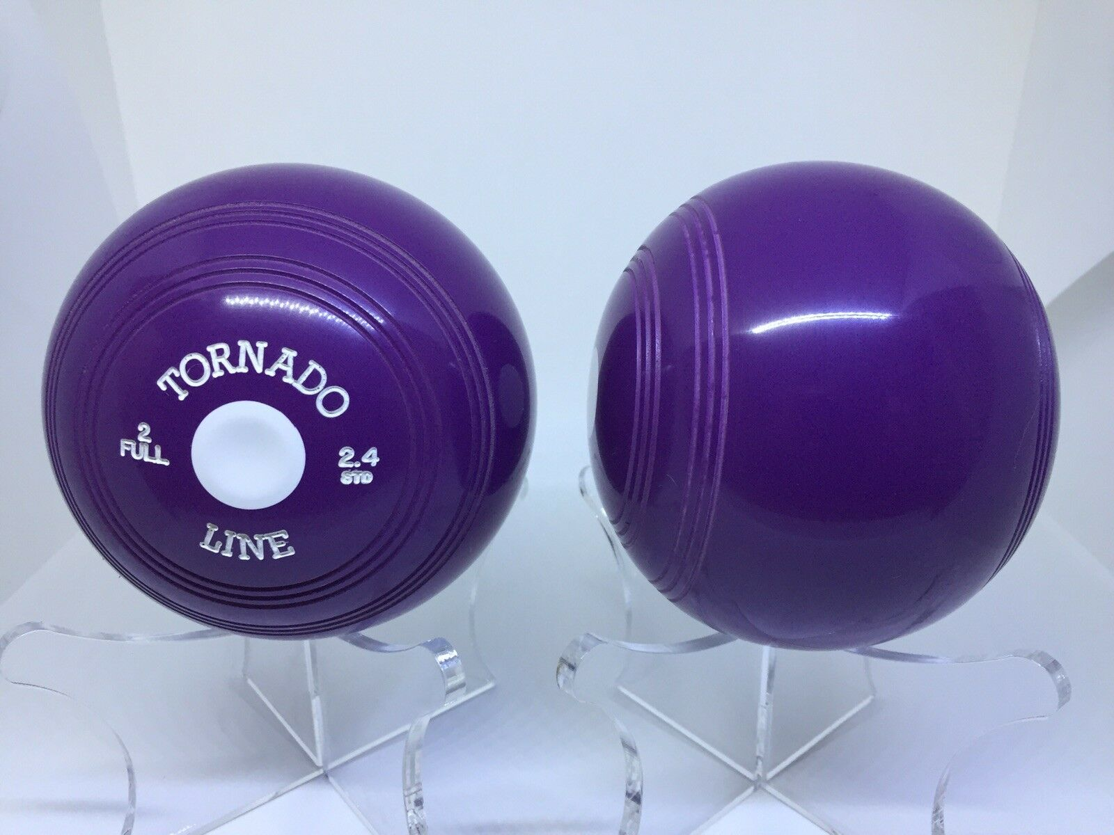 Tornado Line Crown Green Bowls Single Colour