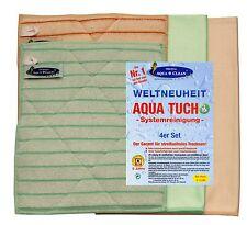 Clean Maxx Bodentuch Tücher Mikrofasertücher 2er Set NEU rechteckige Ausführung