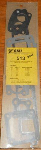 SMI Exhaust Gasket Kit 39300 18-4398 27-53354A1