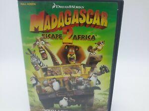 Madagascar Escape 2 Africa Full Screen Edition Dvd Authentic Dreamworks 97361404943 Ebay
