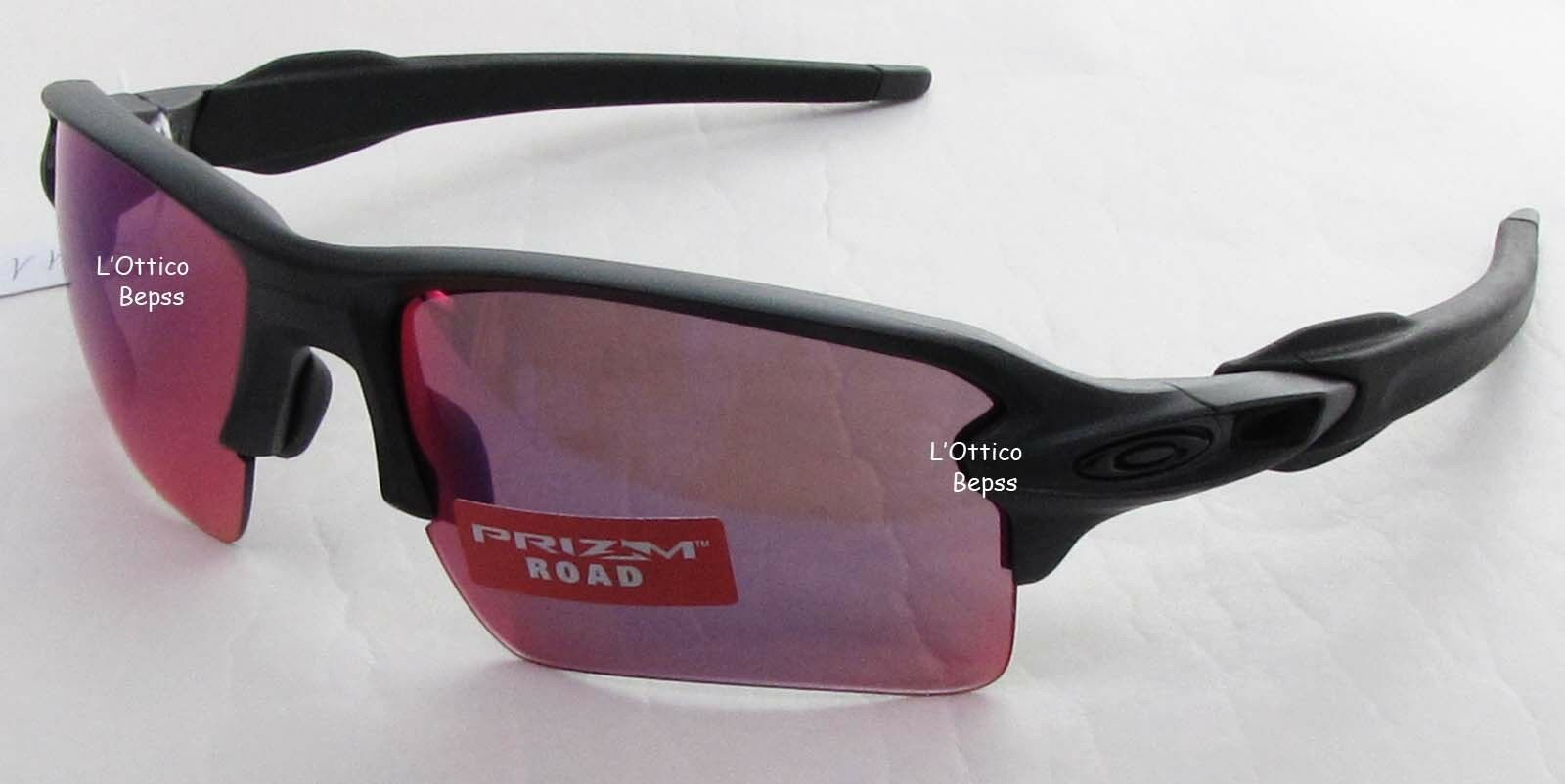 8831039120566 Oakley Flak 2.0 XL Prizm Road Sunglasses Steel Collection Oo9188 49 ...
