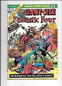 Giant-Size-Fantastic-Four-3-November-1974
