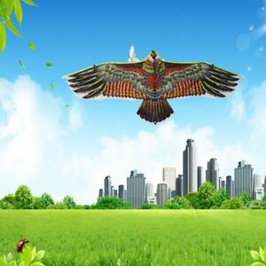 1-1m-Huge-Eagle-Kite-Novelty-Toy-Kites-Eagles-Flying-Ok