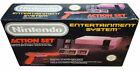 Nintendo Entertainment System Action Set Grey Console