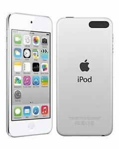 New Apple Ipod Touch 6th Generation 128gb Silver Mp3 4 Player Wifi Hurry Up Ebay