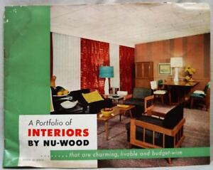 Image Is Loading Wood Conversion Company Nu Advertising Home Interior