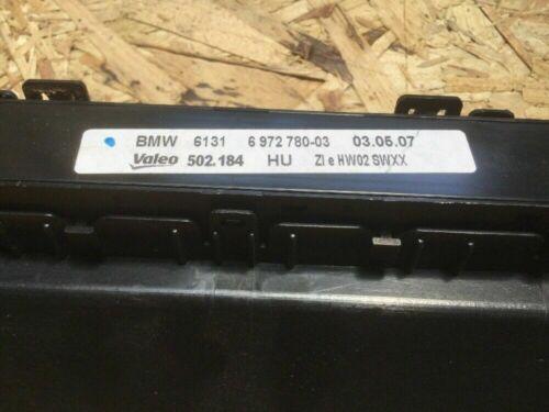 BMW X5 E70 X6 E71 2009-2013 CLIMATE CONTROL UNIT GENUINE 915755501