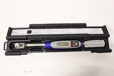 "NAPA Ser 4255 3/8"" Dr. Digital Electronic Torque Wrench Ft-lbs, In-lbs,nm"