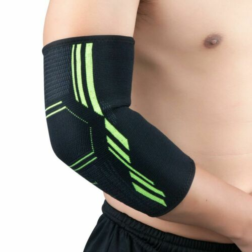 Elbow Brace Compression Support Elbow Sleeve Pad Sports Tennis Elbow Protector.