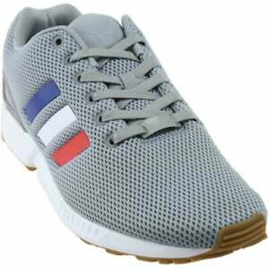 the best attitude 94f99 88300 Details about adidas ZX FLUX - Grey - Mens